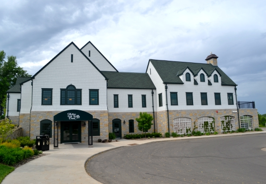 Keller Golf Course Clubhouse